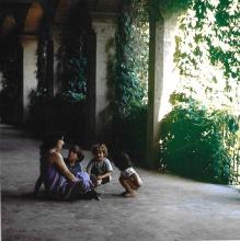 Viure al monestir amb la família